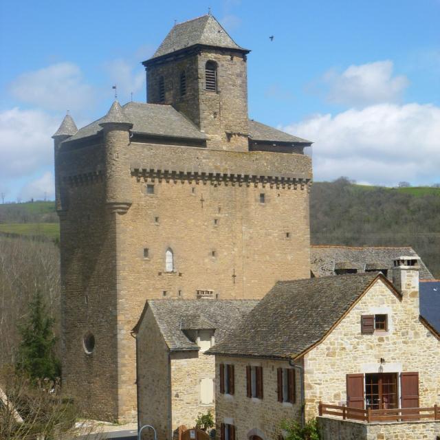 Eglise d'Inières