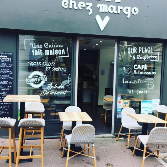 Terrasse Chez Margo